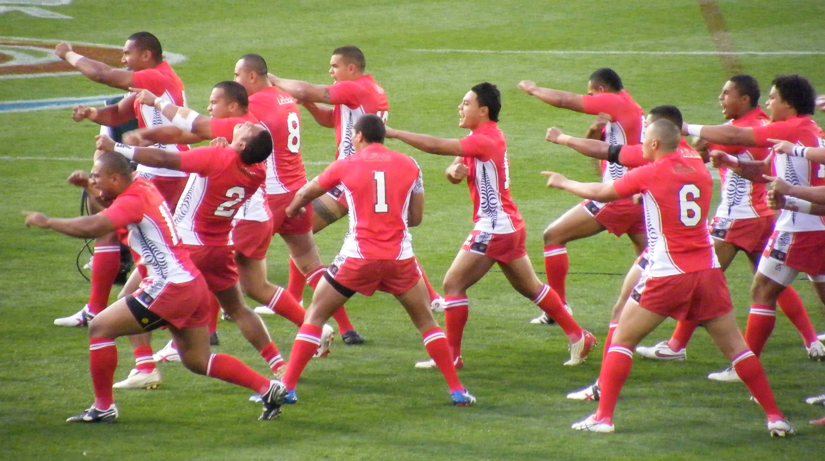 Tonga RL