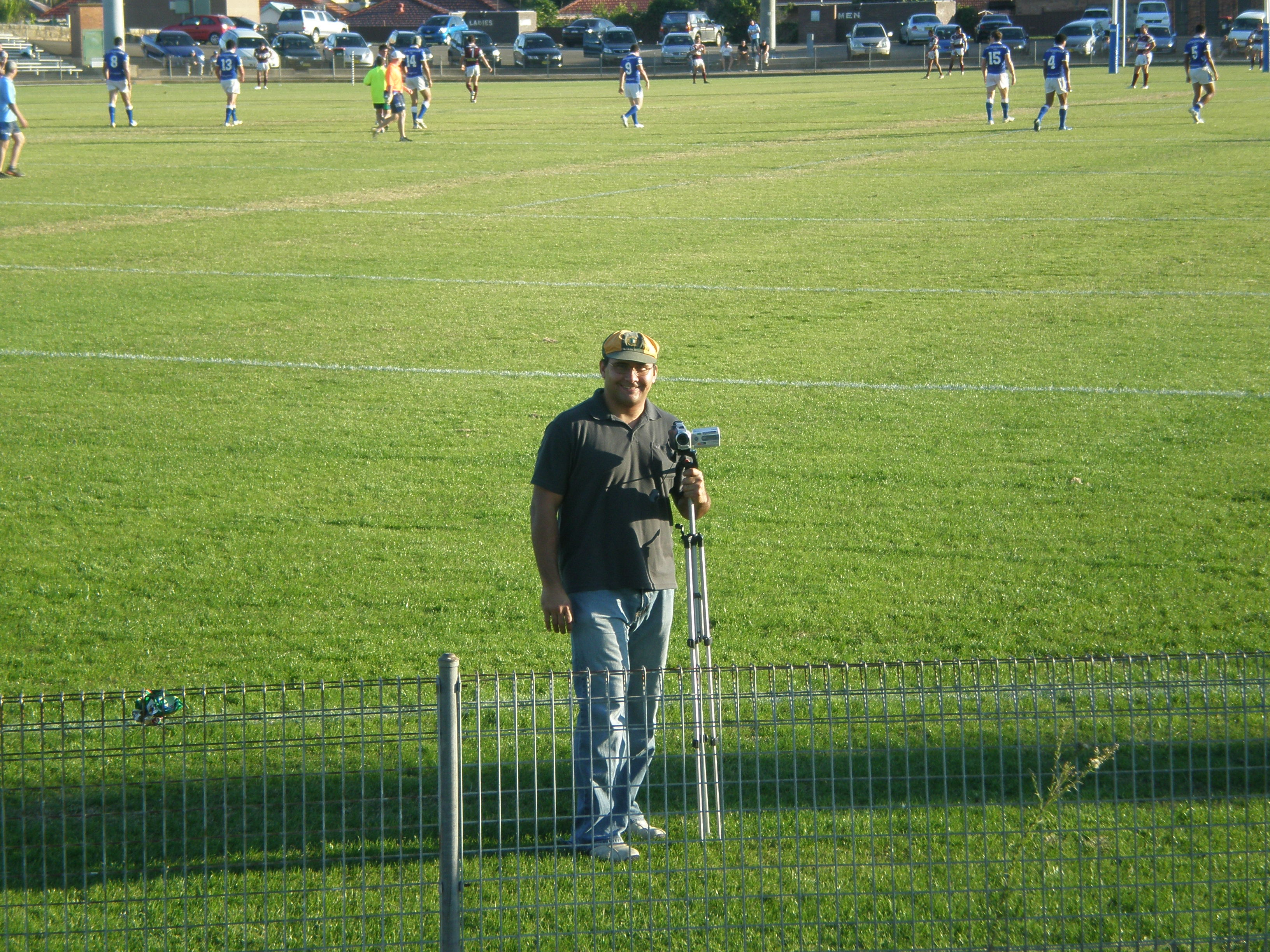 2008 League TV Sideline Eye