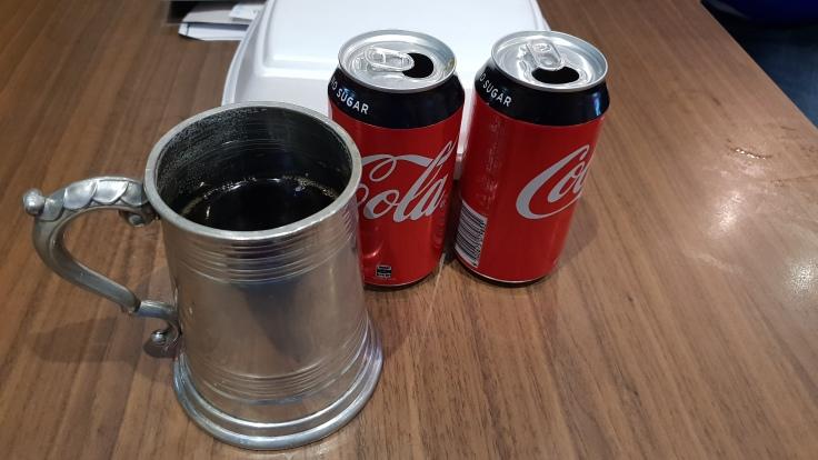 Mug of Coke