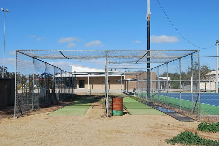 Berrigan Cricket Nets