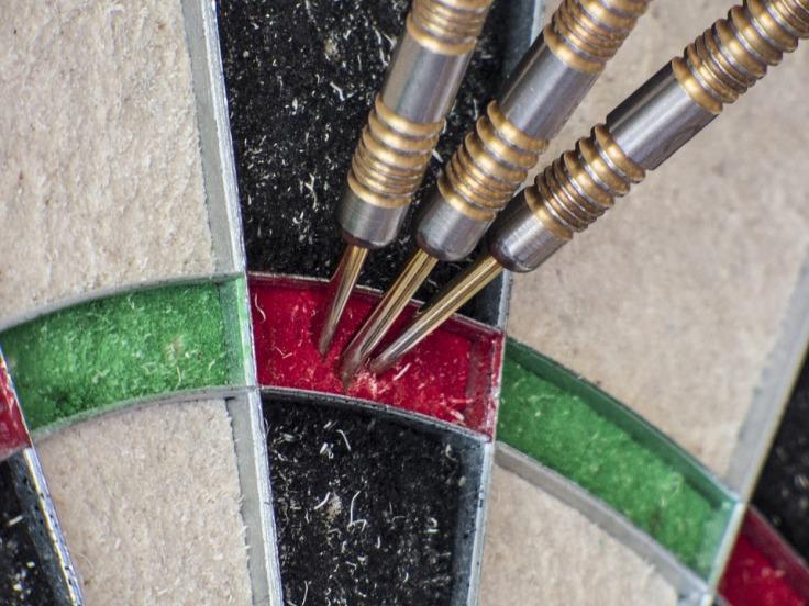 darts 180